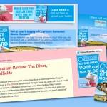 Blog Award on-line event