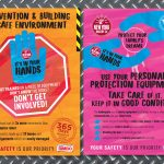 Bimbo Health & Safety Campaign months 2 & 4