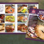 New York Bakery Co OOH Bagel Range Brochure